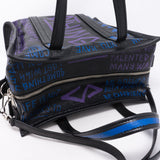 Bazar Shopper Graffiti Black