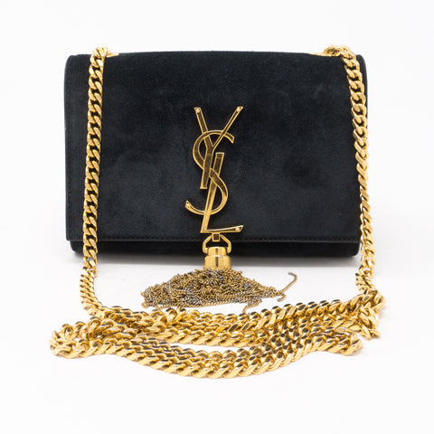 Kate Small Tassel Suede Leather