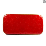 Houston Red Vernis Leather