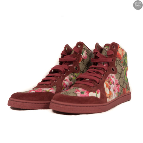 Coda Bloom High-Top Sneakers