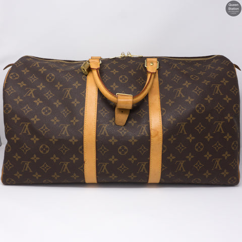 Keepall 50 Monogram Bag