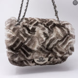 Classic Flap Bag Leather & Fur