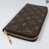 Zippy Monogram Wallet