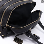 Bag Lily Black Leather