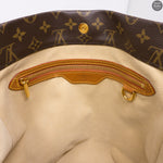 Dentelle Fersen Gold Monogram