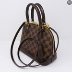 Alma BB Damier Ebene Shoulder Bag