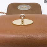 Mini Lily Brown Leather
