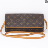 Pochette Twin GM Monogram