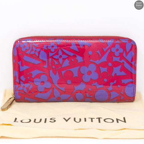 Zippy Wallet Sweet Monogram Vernis