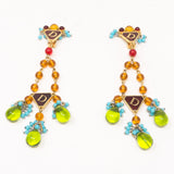 Gripoix Earrings