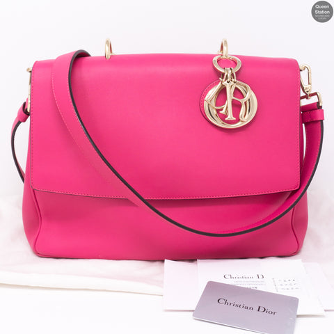 Be Dior Medium Pink Leather