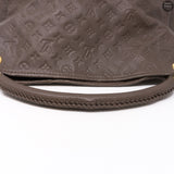 Artsy Monogram Empreinte Leather