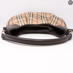Haymarket Check Hobo Bag