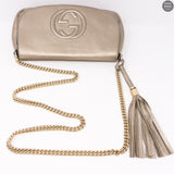 Soho Flap Chain Tassel Bag