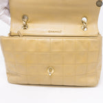 Single Flap Beige
