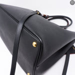 Black Double Bag Large