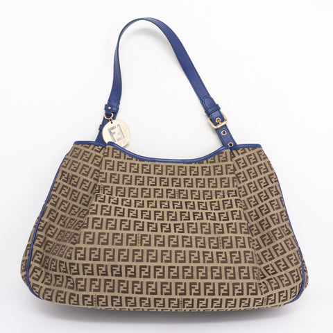 FF Monogram Shoulder Tote
