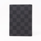 Passport Cover Damier Graphite