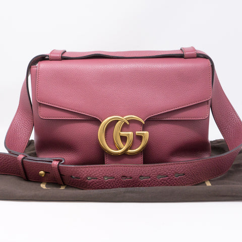 Gucci GG Marmont Shoulder Bag Leather Small