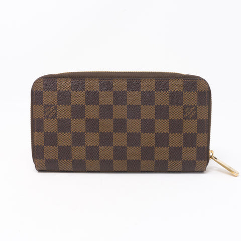 Zippy Organizer Wallet Monogram