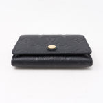 Card Holder Black Monogram Empreinte