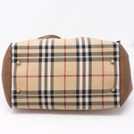Canterbury Horseferry Check Tote Bag