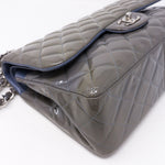 Classic Double Flap Jumbo Patent Leather