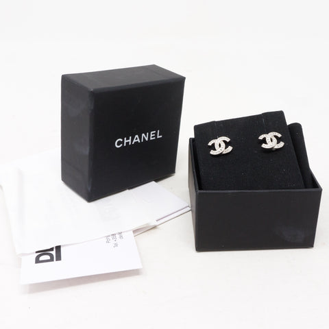 CC Crystal Earrings Small