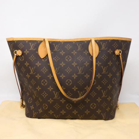 Neverfull MM Monogram