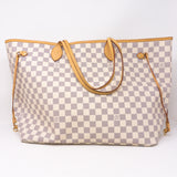 Neverfull GM Damier Azur