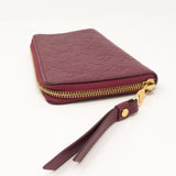 Zippy Organizer Wallet Monogram Empreinte Leather