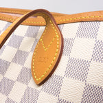 Neverfull MM Damier Azur Rose with Pochette