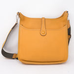 Evelyne III 29 Mustard Yellow