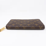 Zippy Wallet Monogram