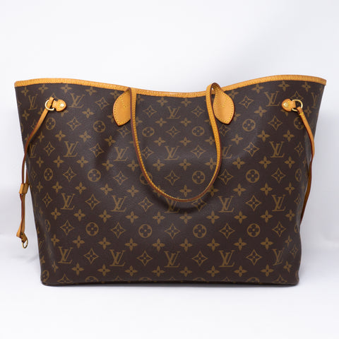 Neverfull GM Monogram