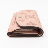 Iris XS Wallet Magnolia Mahina Leather