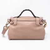 Mini Alexa Pinky Mink Leather
