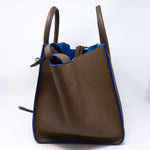 Phantom Medium Luggage Brown Blue