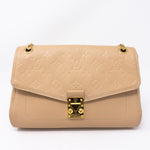 Saint Germain Monogram Empreinte Beige
