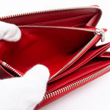 Zippy Wallet Epi Leather Red