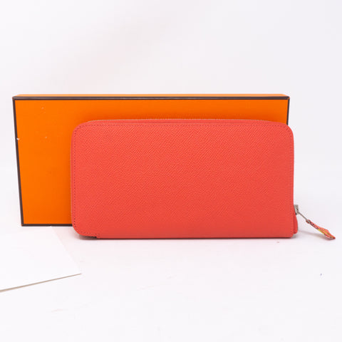Silk'in Classic Wallet Rose Jaipur Leather