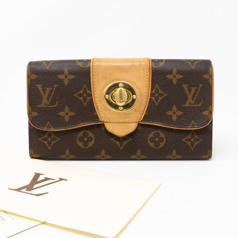 Boetie Wallet Monogram
