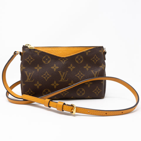 Pallas Crossbody Monogram Safran