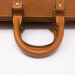 Keepall 45 Epi Leather Brown