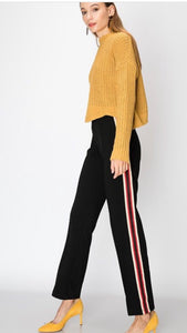 Red Stripe Trouser