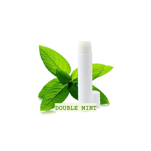 All Natural BeesWax Lip Balm Moisturizer (Double  Mint)