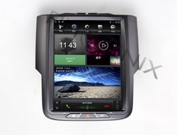 "[ PX6 Six-core ] 10.4"" Android 9 Fast boot Vertical Screen  Navi Radio for Dodge Ram 2013 - 2018"