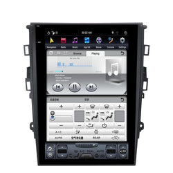 "[ PX6 Six-core ] 12.1"" Vertical Screen Android 9 Fast boot Navigation Radio for Ford Fusion Mondeo 2013 - 2019"