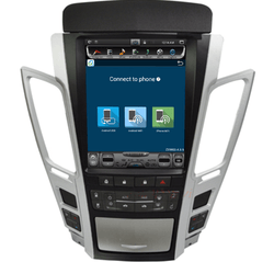 "[Open-Box] 10.4"" Vertical Screen Android Navi Radio for Cadillac CTS CTS-V 2008 - 2014"