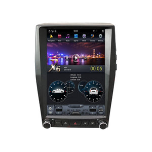 "[ PX6 six-core ] 13.6"" Android 9 Fast boot Navigation Radio for Ford Edge 2015 - 2019"